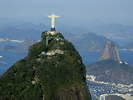 Rio By Day - Corcovado, Christ Statue and Sugar Loaf with Lunch, Rio de Janeiro
