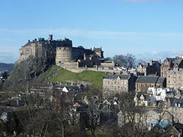 Hadrian's Wall, Edinburgh