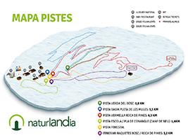 Naturlandia – Esquí de fondo