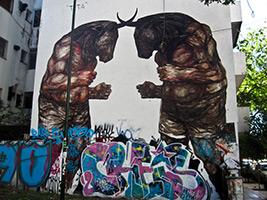 Graffiti Tour - South Tour, Buenos Aires