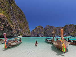 Full Day Phi Phi Island from Khaolak, Khao Lak and Phang Nga