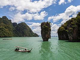 Full Day Phang Nga Canoe And Koh Khai by Speedboat from Khaolak, Khao Lak and Phang Nga