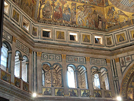 """Special Visit to the """"Matroneo of the Florence Baptistery"""" – Exclusive Opening, Florence"""