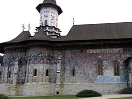 Bucovina's Monastery - Private Tour, Iasi-East Romania