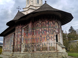 UNESCO in Bucovina - Private Tour, Iasi-East Romania