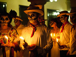 Day of the Dead in Huatulco, Huatulco