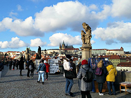 Praga Castle and Mala Strana Tour, Prague