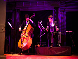 Dinner and Tango Show at El Querandi with Transfer, Buenos Aires