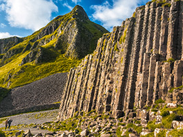 The Giant's Causeway, Glens of Antrim & Wild Atlantic Coast, Dublin