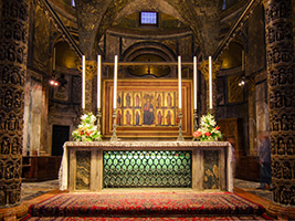 Exclusive Alone in St. Marks Basilica, Venice (and vicinity)