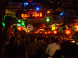 Andres Carne de Res with transport, Bogota