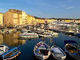 Private Saint Tropez day trip, Cannes