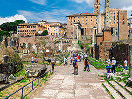 Colosseum, Roman Forum and Palatine Hill Tour - Priority access - Small Group, Rome