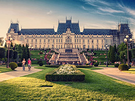 Half Day Private Tour in Iasi, Iasi-East Romania