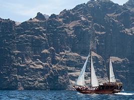 Shogun Boat Cruise, Tenerife