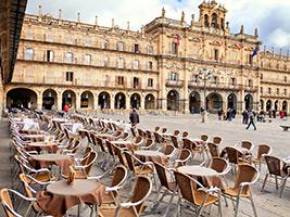 Ávila and Salamanca, Madrid