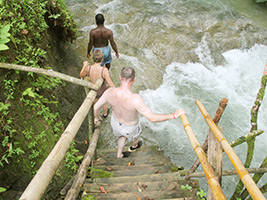 Mayfield River Falls Ausfl Ge In Montego Bay Und Umgebung