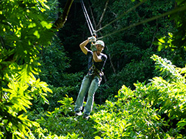 Zipline, River Tubing and Dune Burggy, Montego Bay (and vicinity)