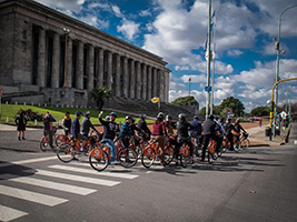 Bike Tour – North Districts, Buenos Aires