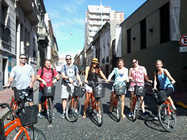 Bike Tour – South Districts, Buenos Aires