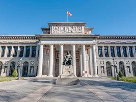 Museo del Prado and Reina Sofía, Madrid