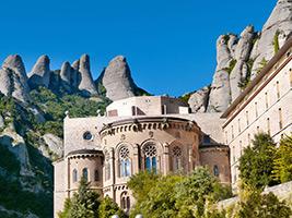 Montserrat Monastery Excursion, Barcelona