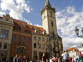 Prague Hammer and Sickle Tour, Prague
