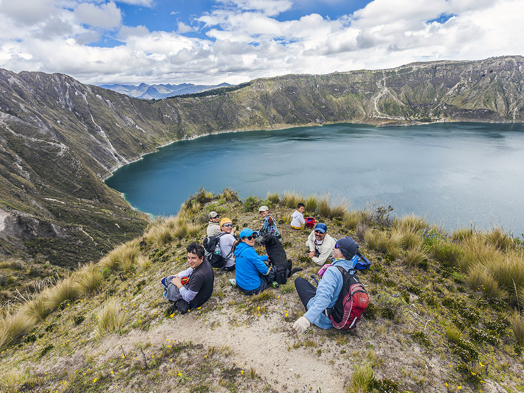 Quilotoa Full Day Tour