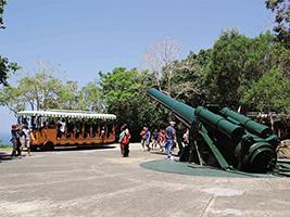 Bastions of Manila Bay, Metro Manila