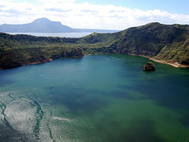 Taal Nature and Adventure Tour, Metro Manila