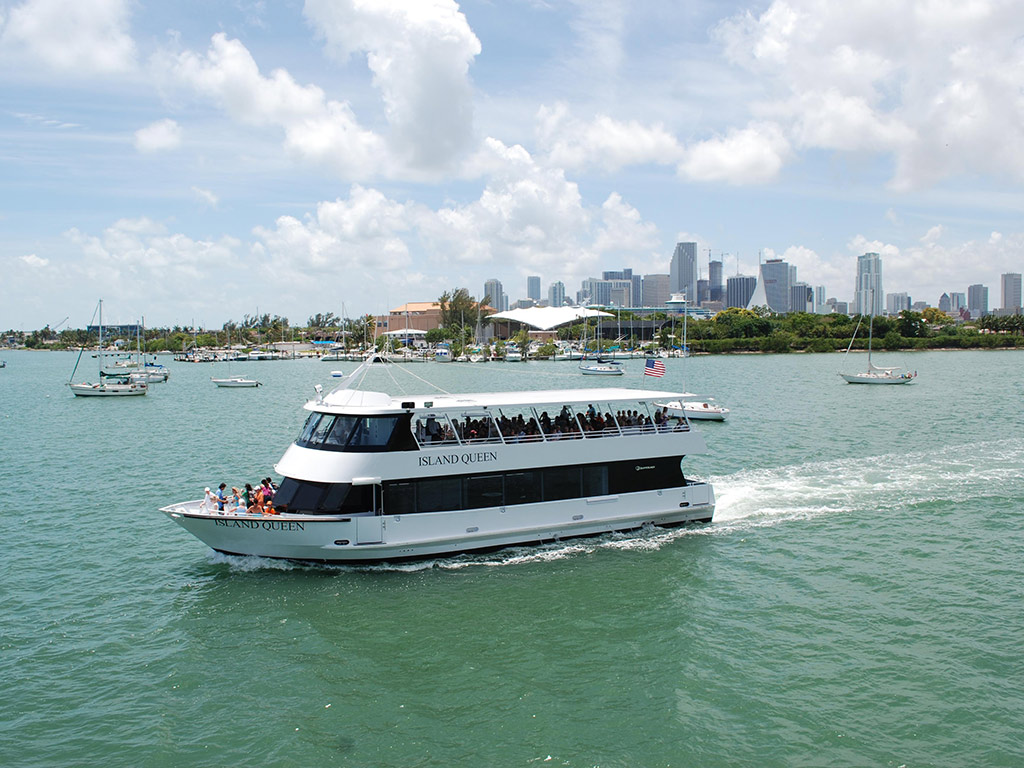 Miami Tour with Celebrity Homes Star Island Boat Cruise
