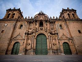 Walking City Tour, Cuzco