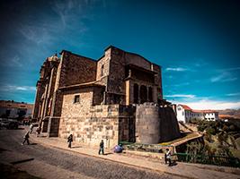 Cusco city and San Blas, Cuzco