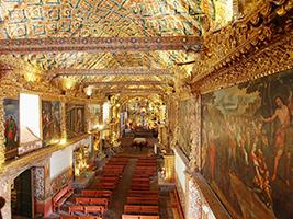 The Andean Baroque Route, Cuzco