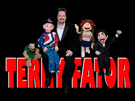 Special Offer: Terry Fator Show, Las Vegas - NV