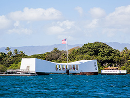 USS Arizona Memorial Narrated Tour, Hawaii - Oahu - HI