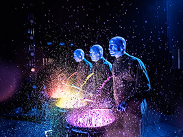 Blue Man Group, Las Vegas - NV