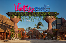 Ventura Park Admission, Cancun (and vicinity)