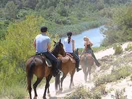 Rancho Grande - Beach Ride, Majorca