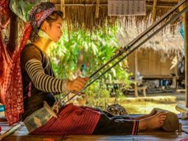 Hill Tribe At Baan Tong Luang - Ticket only, Chiang Mai