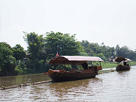 Mae Ping River Cruise -Ticket Only, Chiang Mai