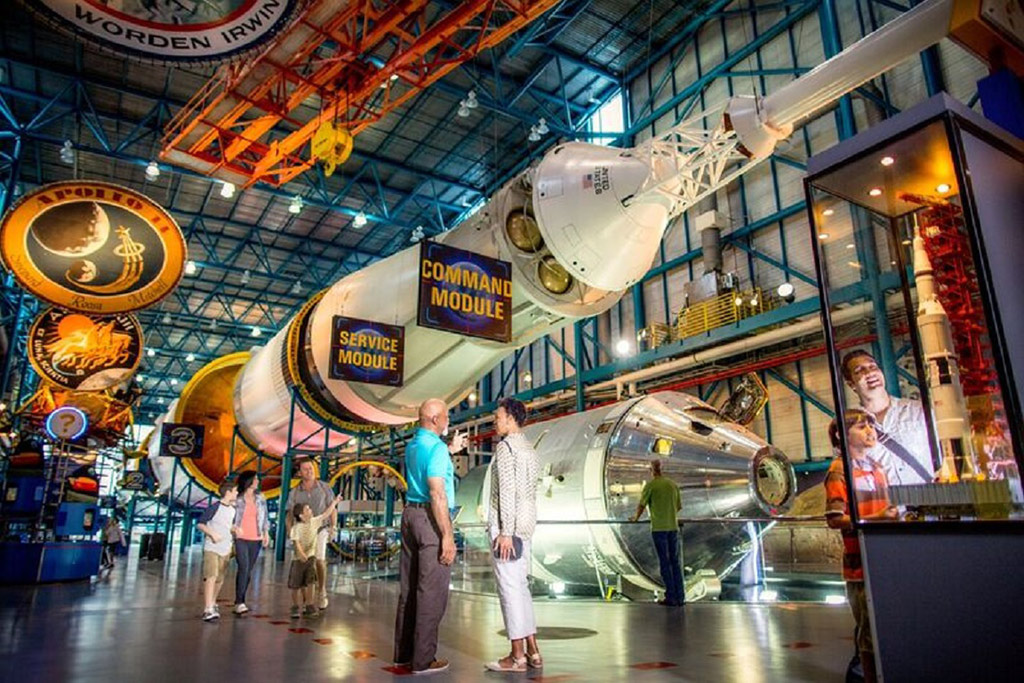 Centro Espacial John F. Kennedy - Pass Plus