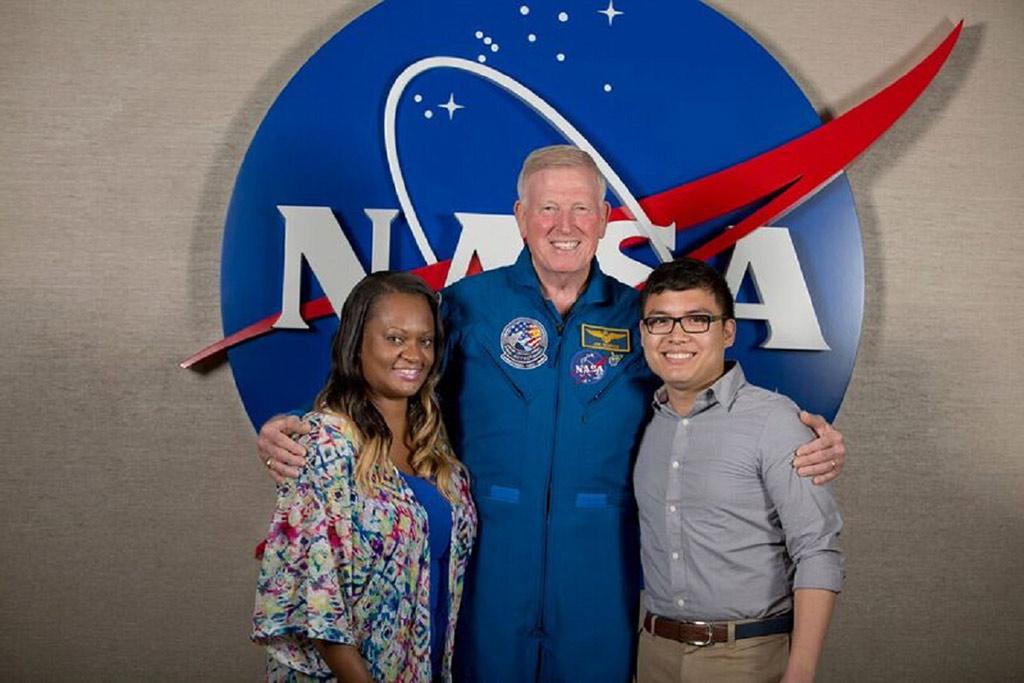 Almoço com um Astronauta no Centro Espacial J.F Kennedy