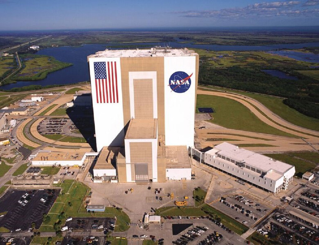Visita ao Complexo de visitantes do Centro Espacial John F. Kennedy