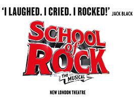 School of Rock, London
