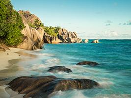 Full Day Praslin / La Digue Boat Tour, Seychelles Island