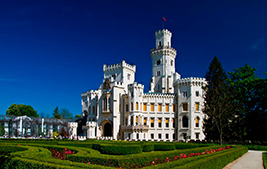2 Days / 1 Night Tour - Dream Romantic Trip to Hluboka, Prague