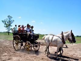Gaucho Day Trip to Santa Susana Ranch, Buenos Aires