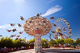 Parque de la Costa Amusement Park, Buenos Aires