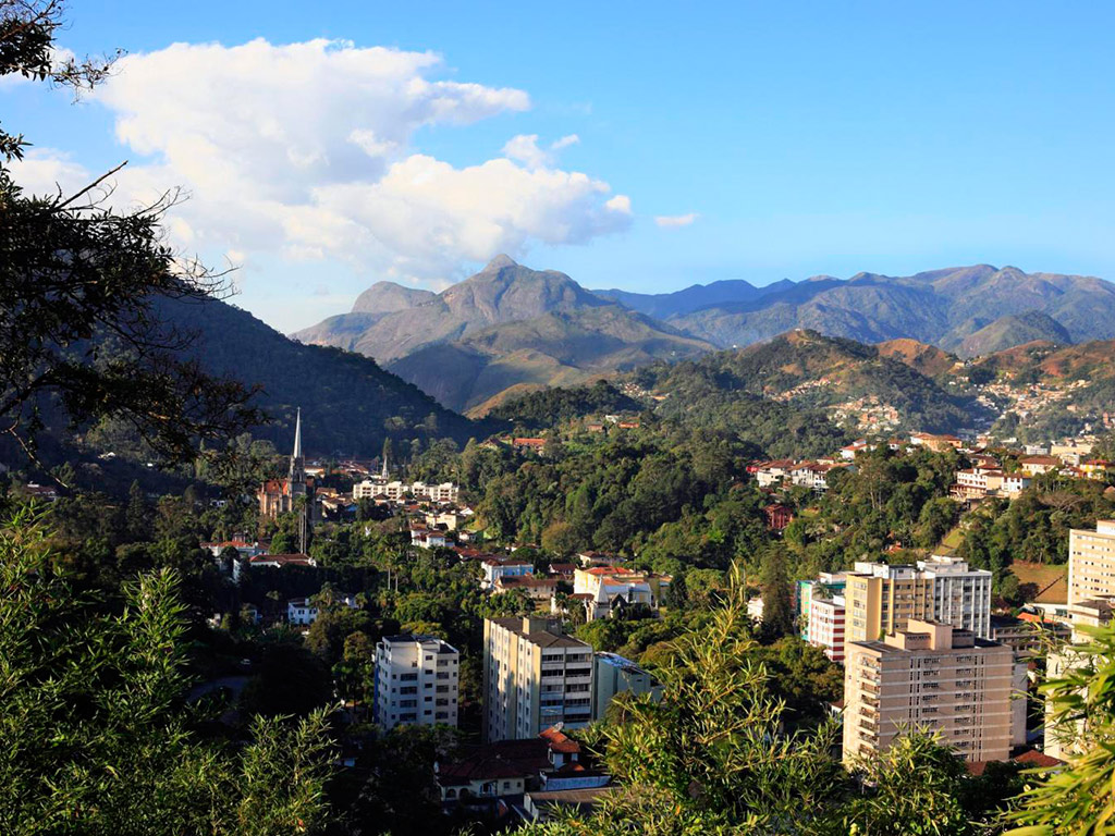 Petropolis - The Imperial City